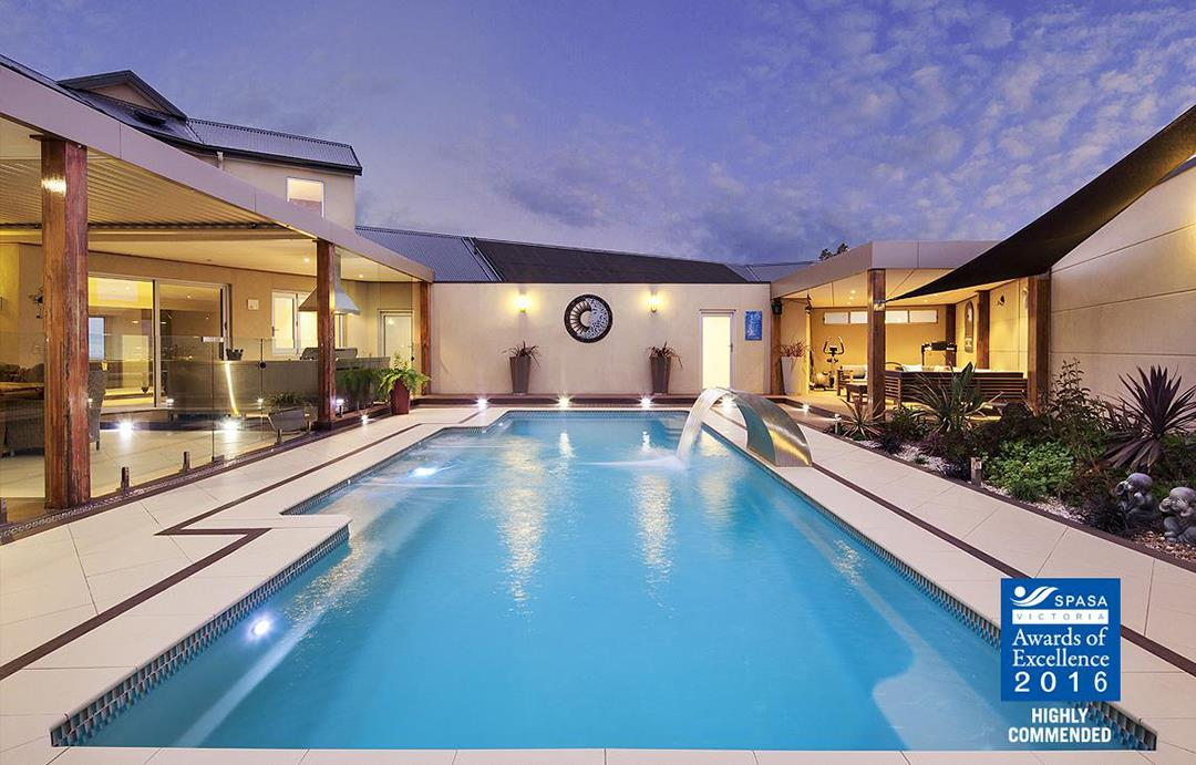 Summertime pools in sunbury vic for Pool designs victoria