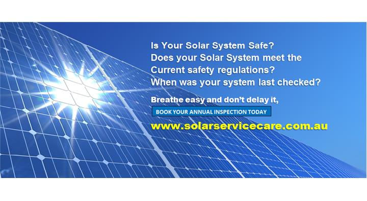 Solar Service Care In Keilor East Vic
